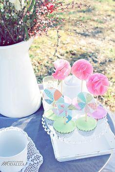 Shooting inspiration mariage Pink & Glitter Cupcakes green - La Mariée en colère - modaliza photographe