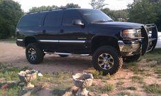 lifted yukon | 2000 GMC yukon XL $1 Possible Trade - 100413539 | Custom Lifted Truck ...