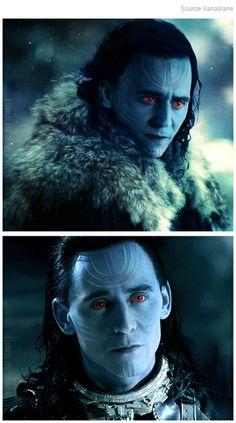 Jotun Loki. He looks so handsome