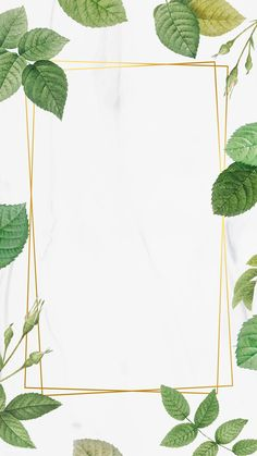 Download premium vector of Gold frame with foliage pattern mobile phone wallpaper vector by marinemynt about tropical frame, background, background template, beautiful, and blank 1214002