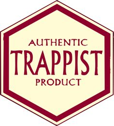Logo of the International Trappist Association. List of the approved Trappist breweries.