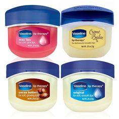 Vaseline Rosy Lips, Vaseline Petroleum Jelly, Makeup Moisturizer, Organic Lip Balm, Organic Makeup, Makeup Set, Lip Makeup, Make Up Kits, Lip Care