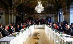 Reunión del Grupo Internacional de Apoyo a Siria