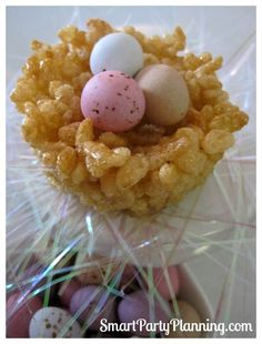Cute Easter Dessert--Making this for Easter. So easy and cute!