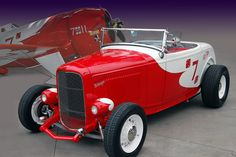 Lil Deuce Coupe    ( it's a roadster.)