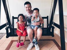They are just too cute! #latergram #cousinskids #kuching #malaysia