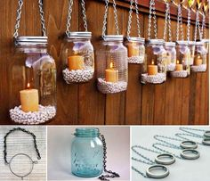 DIY Mason Jar Candles diy craft crafts easy crafts diy ideas diy crafts crafty diy decor craft decorations how to craft candles tutorials teen crafts mason jar crafts