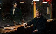 Sherlock back for Christmas special, says Martin Freeman - Telegraph