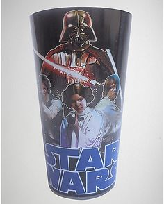 Star Wars Group Pint Glass - Spencer's