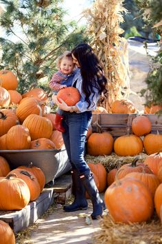 Trip to the Pumpkin Patch…