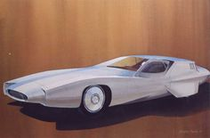 danismm:  CADILLAC CONCEPTS AND SKETCHES BY WAYNE KADY