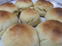 Cooking Gluten (& Dairy) Free: Gluten Free Dinner Rolls