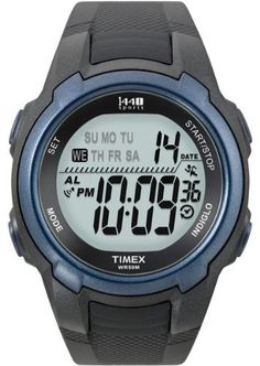 Timex Unisex T5K086 1440 Sports Resin Strap Watch Brand Name Watches 1e63add7d4