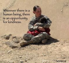 Taking time out in the military to show some human kindness Soldado Universal, Game Mode, Human Kindness, Kindness Matters, Kindness Quotes, Kindness Pictures, Kindness Ideas, Support Our Troops, Military Life