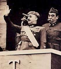 El Caudillo de España, Francisco Franco Bahamonde, Generalísimo de los Ejércitos de Tierra, Mar y Aire, por la Gracia de Dios.