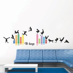 Ideas for boys room