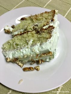 Mom loves to try out new recipes and Taste of Home is one of her favorite magazines that she continues to get and try out their recipes.  They have down home, real recipes for normal folks and their desserts are a favorite of hers.  She saw this beautiful Pistachio cake recently and decided to try it.  Short cut, it is made with a boxed cake mix, so yay for that.  Sometimes we need short cuts!  This is the February/March issue if you're interested and they also have an online site, b...