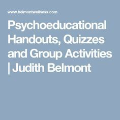 Role play scripts conflict resolution anger management psychoeducational handouts quizzes and group activities judith belmont fandeluxe Images