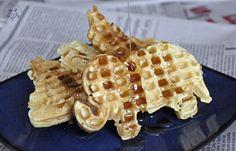 Hapa-tite   Classic Mini Waffles