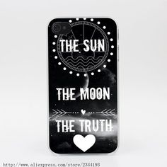 1218R Teen Wolf The Sun And The Moon Hard Transparent Case Cover for iPhone 4 4s 5 5s 5c SE 6 6s Plus - Come check out our luxury phone cases. Different styles for every type of personality!
