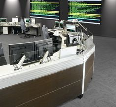 Network Operation Center (NOC) von Sustema Inc.