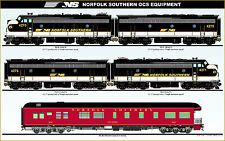 Items for sale by east_hamlet_jct Southern Trains, Train Drawing, Train Posters, Norfolk Southern, Train Art, Locomotive, The Unit, Park, World