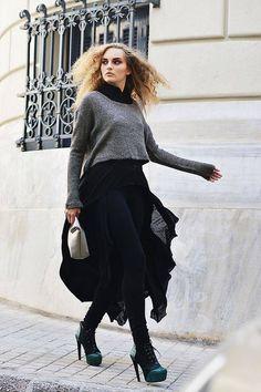 "Editorial: Chic is Greek,  Magazine 'Real Me"", Fashion Editor & Hairstyling :Vassilis Saroglou"