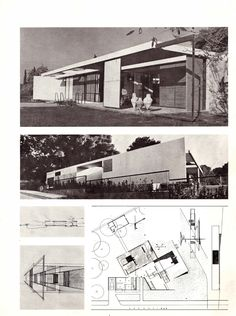 Τάκης Χ. Ζενέτος, 1926-1977 - Takis Ch. Zenetos, 1926-1977 Modern Buildings, Modern Architecture, Most Famous Quotes, Greek House, Le Corbusier, Mid Century Modern Design, Modernism, Urban Design, Architects