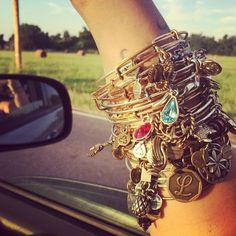 Those are some #charmedarms!