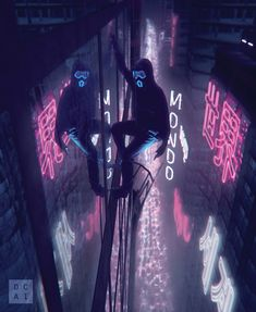 """Crevasse"" – a photobash / CG render I created for my uni art club's annual artb… – Cyberpunk Gallery Cyberpunk 2077, Cyberpunk City, Arte Cyberpunk, Futuristic City, High Fantasy, Fantasy Art, Mago Anime, Science Fiction, Cyberpunk Character"