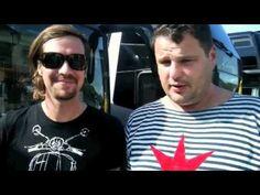 Die Band In Extremo lädt zum Festival Haltestelle Woodstock ein (VIDEO)