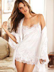 Victoria's Secret white babydoll