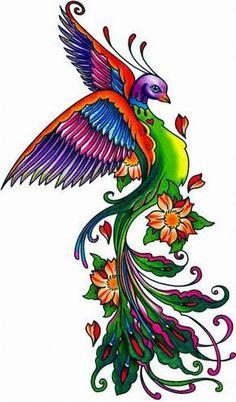 fenix tattoo - Pesquisa Google