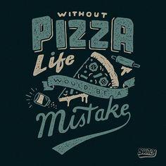 Cheesy Mistake by Skitchism Menu Pizza, Pizza Sign, Pizza Restaurant, Logo Restaurant, Pizza Hut, Papa Pizza, Pizza Quotes, Quotes About Pizza, Pizzeria Design