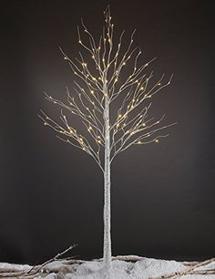 Lightshare LED Birch Tree 8Feet ** This is an Amazon Affiliate link. Learn more by visiting the image link.