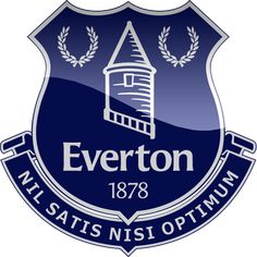 Everton FC- England Hd Logo, British Football, Soccer Logo, Sports Team Logos, Everton Fc, Honda Cb, Sport Football, England, Crests