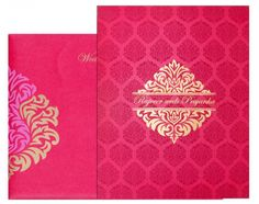 Hindu Wedding Cards