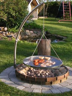 Stunning backyard fire pit patio design www. - Elaine, Stunning backyard fire pit patio design www. Stunning backyard fire pit patio design www. # stunning There is insufficient time. Fire Pit Bbq, Garden Fire Pit, Diy Fire Pit, Fire Pit Backyard, Patio Fire Pits, Back Yard Fire Pit, Fire Pit Swings, Fire Pit Decor, Metal Fire Pit