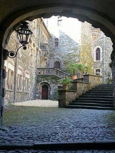 Castle Braunfels/Hessen / Germany