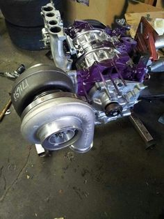 Uhmmm... Turbo with a rotary attached. :)