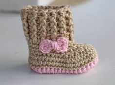 Little baby boots