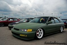 Image detail for -Stance Is Everything - Theme Tuesdays: Honda Accords