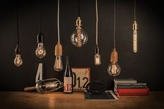 Light my way Design Light, Stage Decorations, Inspiring Things, Lighting System, Vintage Lighting, Vintage Designs, Pendant Lighting, Keep It Cleaner, Light Bulb