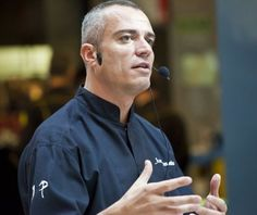 Juan Pozuelo participará en el espacio de Show Cooking