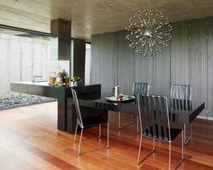 Modern dining room - http://everydaytalks.com/modern-dining-room/