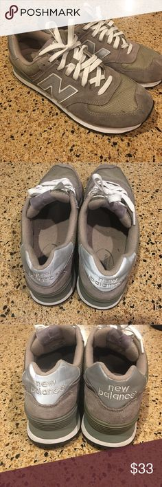 Men's size 11 new balance Men's size 11 new balance sneakers. Gray. Good condition New Balance Shoes Sneakers