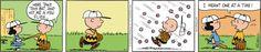 Peanuts Cartoon for Apr/07/2014