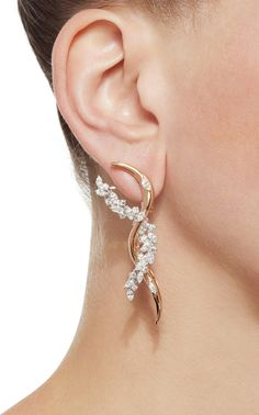 Chevalier Collection Twist Earrings by Yeprem