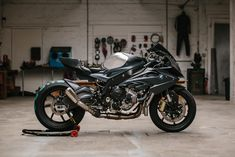 Absolute Power: Motokouture's BMW S 1000 RR has been turbocharged to produce 296 hp at the rear wheel.