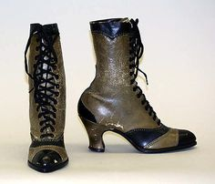 1900 Boots